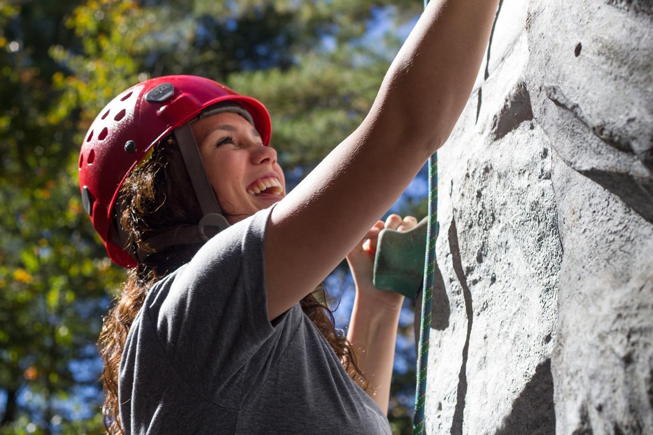 Klettern wird immer beliebter bei Firmenfitness