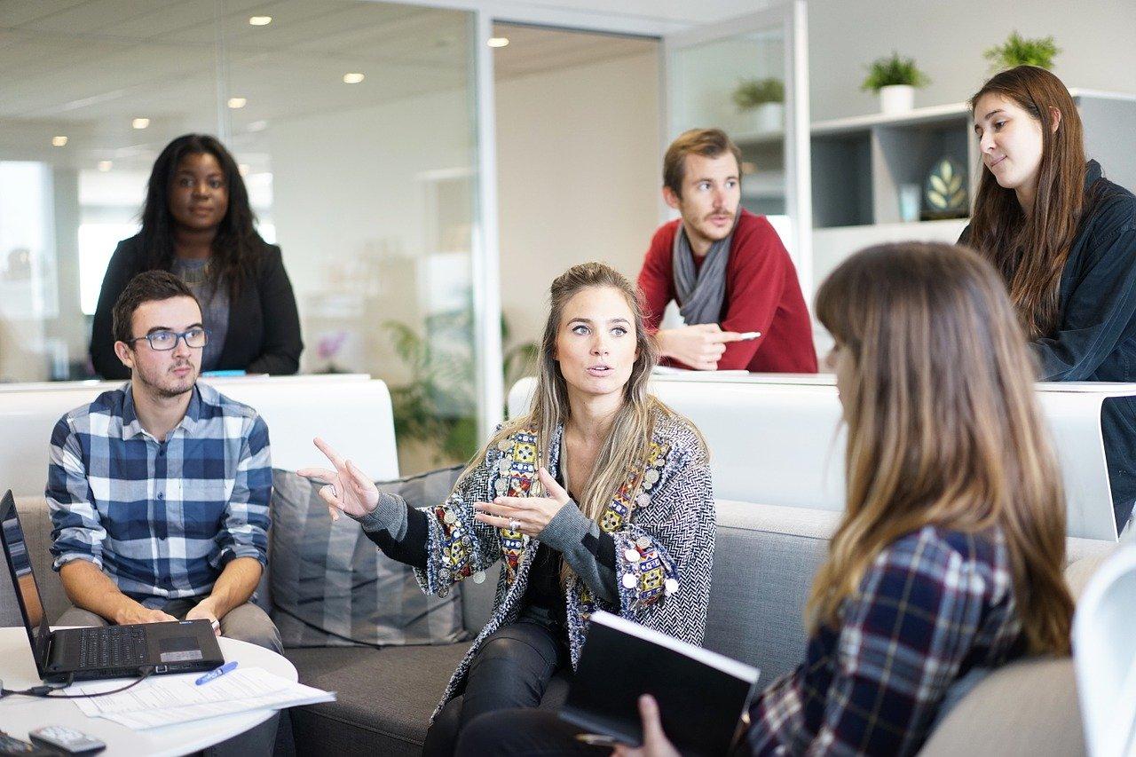BGM verbessert die Arbeitskultur im Unternehmen